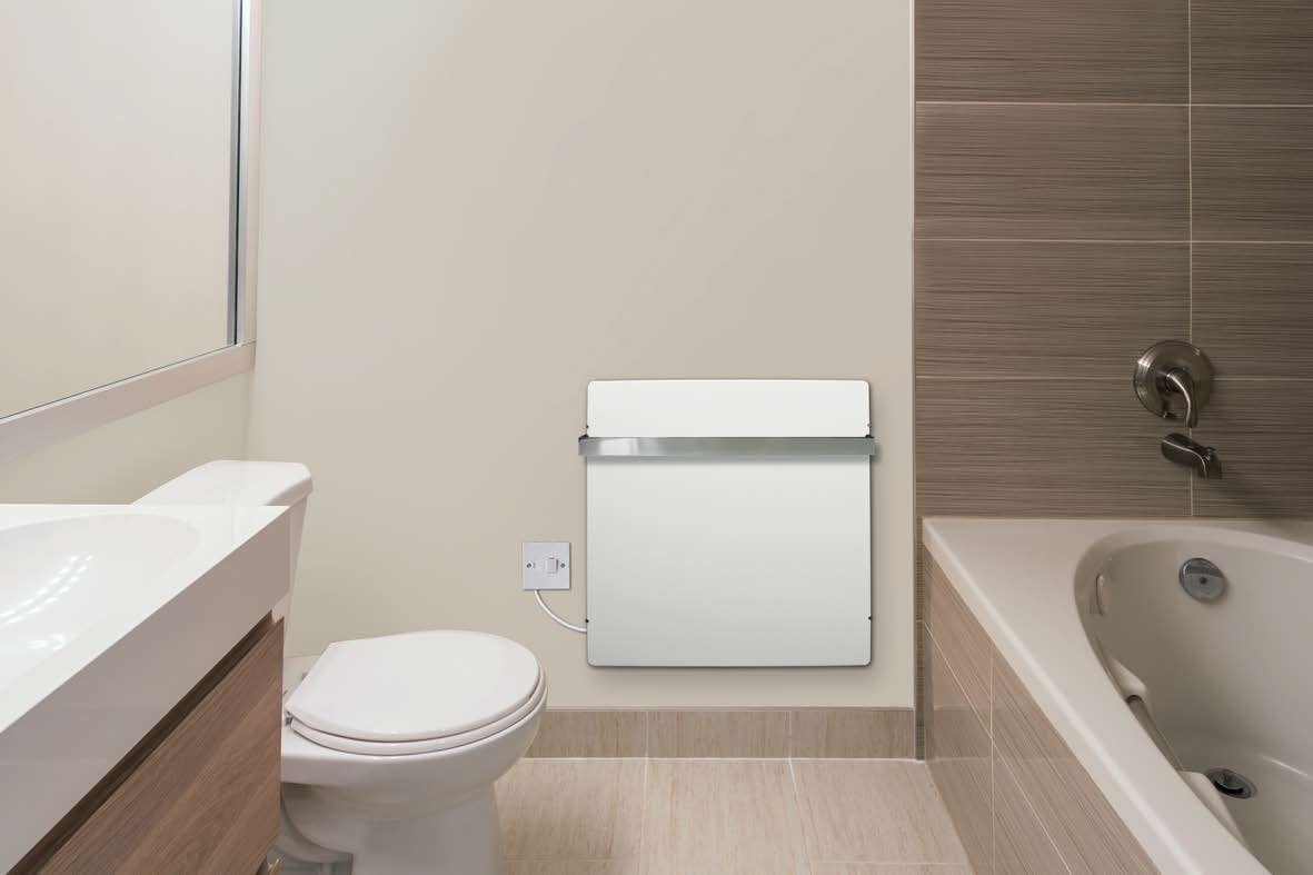 Premier Radiators Bathroom Range